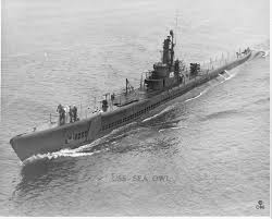 USS Owl Submarine